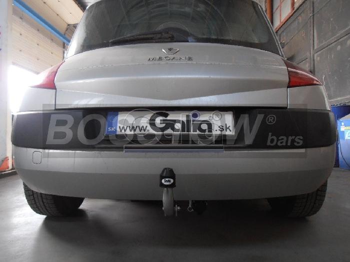 Anhängerkupplung für Renault-Grand Scenic nicht RX4, Baureihe 2003-2009  feststehend