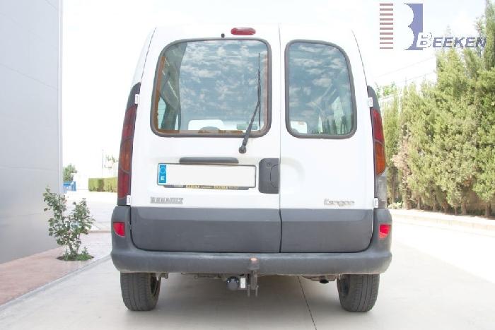 Anhängerkupplung für Renault-Kangoo I nur 4x4, Baureihe 1998-2002  feststehend