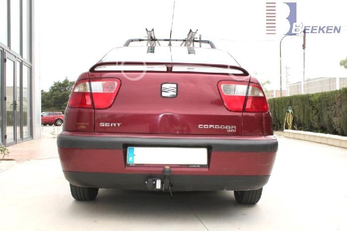 Anhängerkupplung Seat-Cordoba SX, Coupé, Baureihe 1996-1999