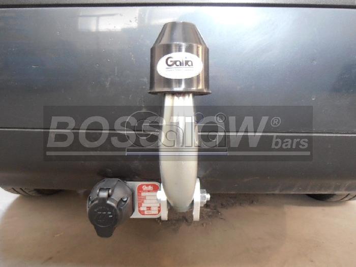 Anhängerkupplung für Seat-Cordoba Limousine, Baureihe 1999-2002  feststehend