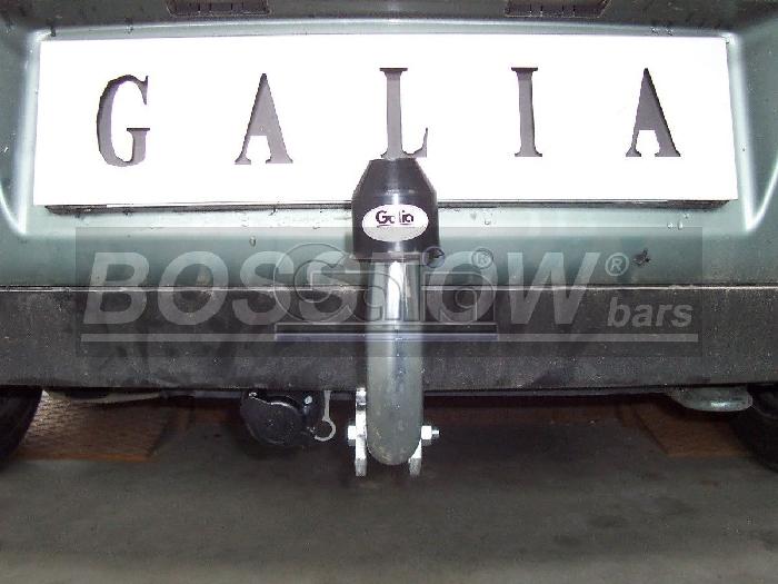 Anhängerkupplung Seat-Ibiza Fließheck, nicht Cupra, GLX, GTI, Baureihe 2002-2007 Ausf.:  feststehend