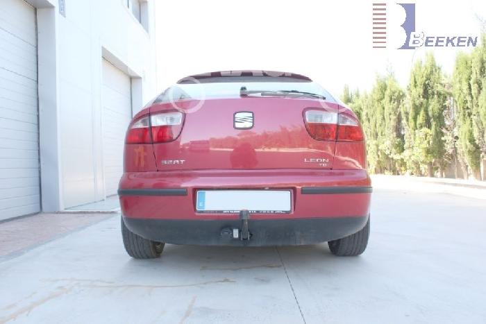 Anhängerkupplung Seat Leon Fließheck Typ 1M 1MO, nicht Cupra, Topsport, FR, Baureihe 2000-2005  feststehend