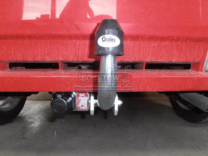 Anhängerkupplung Suzuki-Ignis 4 WD, Baureihe 2004-2007