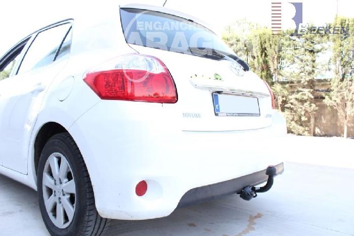 Anhängerkupplung Toyota Auris Fließheck, Baureihe 2013-  feststehend