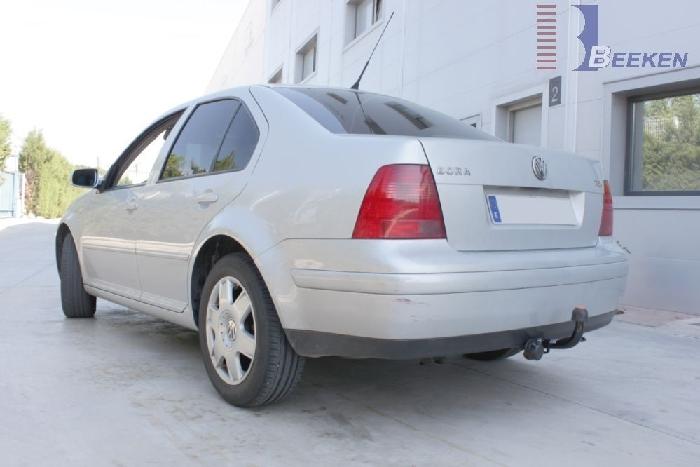 Anhängerkupplung VW Bora Lim. nicht 4x4, Baureihe 1998-  feststehend