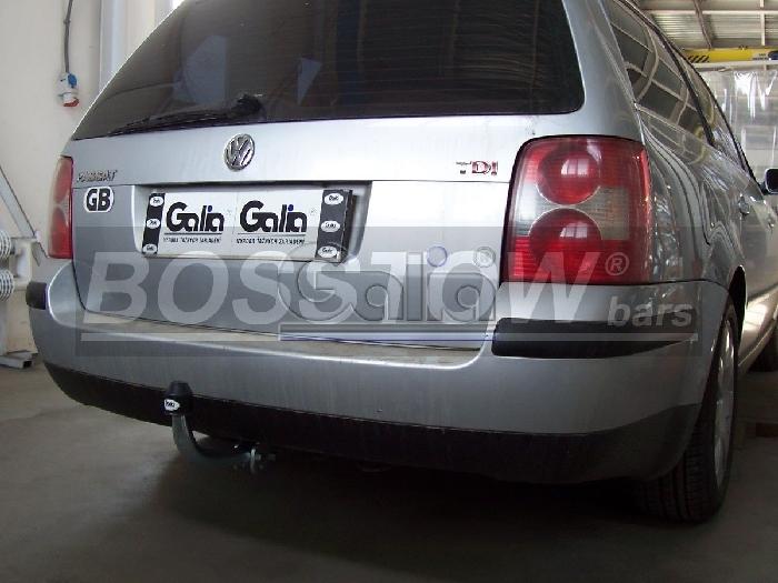 Anhängerkupplung VW-Passat 3b, nicht 4-Motion, Limousine, Baureihe 1996-2000 Ausf.:  feststehend
