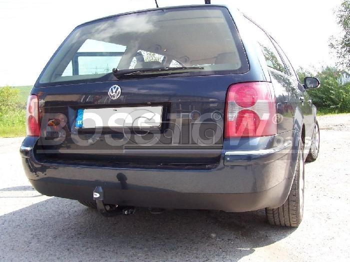 Anhängerkupplung für VW-Passat 3b, 4-Motion, Variant, Baureihe 1998-  feststehend