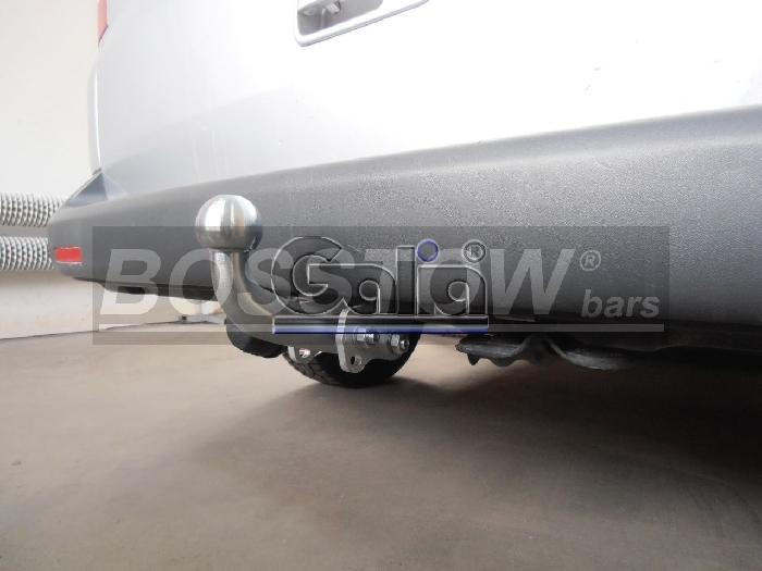 Anhängerkupplung VW-Transporter T5, Kasten Bus Kombi, inkl. 4x4, Fzg. mit E- Satz Vorbereitung, Baureihe 2011-2015