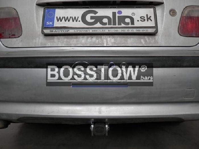 Anhängerkupplung für BMW-3er Touring E46, nicht M- Paket, Baureihe 1999-2005  horizontal