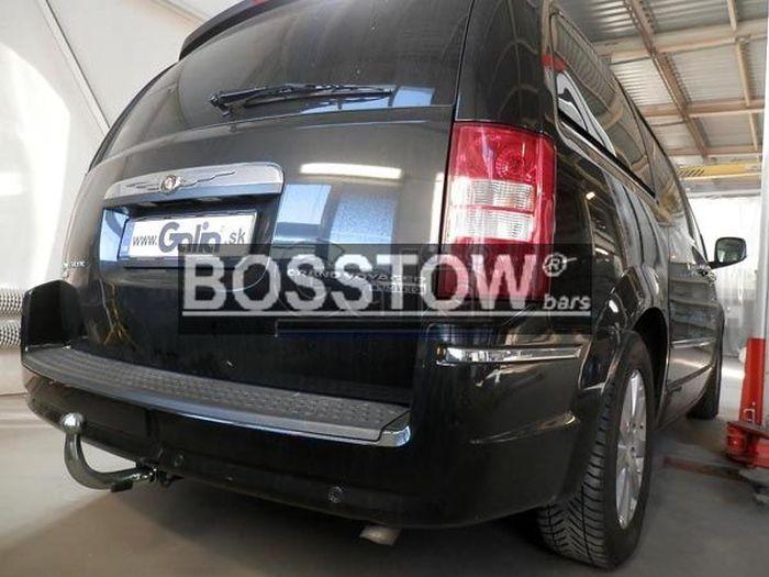 Anhängerkupplung Chrysler-Grand Voyager nicht 4x4, Baureihe 2008-