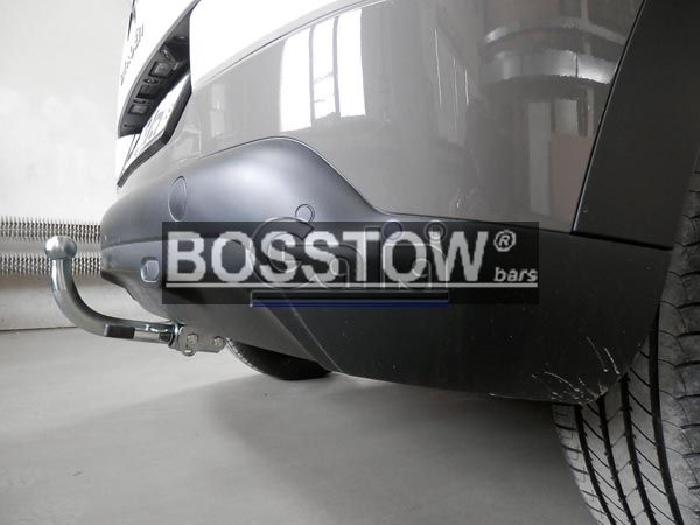 Anhängerkupplung für Citroen-C4 Cactus, Baureihe 2014-2018  horizontal