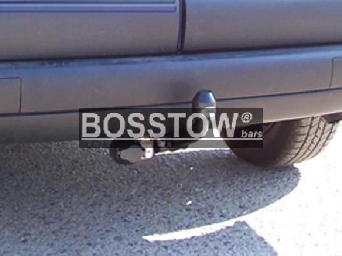 Anhängerkupplung Peugeot Expert Kasten/ Bus/ Kombi, Baureihe 1996-2007  feststehend