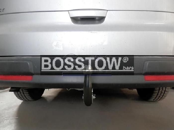 Anhängerkupplung für Ford-S-Max Fzg mit Niveauregulierung, Baureihe 2006-2008  feststehend