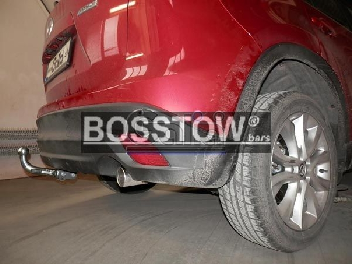 Anhängerkupplung Mazda-CX- 5 spez. Adblue, Baureihe 2017- Ausf.:  horizontal