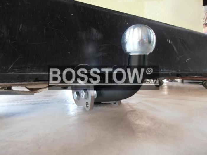 Anhängerkupplung Mercedes Sprinter Pritsche Heckantrieb 510-524, Radstd. 4325mm, Baureihe 2006-2018  feststehend