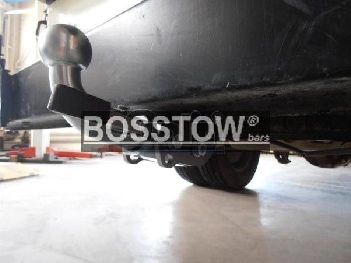 Anhängerkupplung VW-Crafter I 46, Pritsche, Radstd. 4325mm, Baureihe 2006-2017 Ausf.:  horizontal