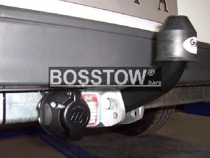 Anhängerkupplung Renault-Trafic Kasten, Bus,alle, Baureihe 2001-2003 Ausf.:  feststehend