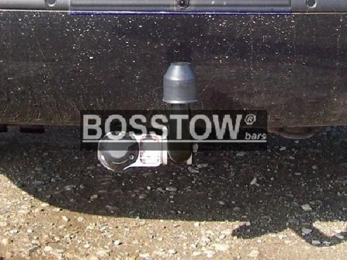 Anhängerkupplung Skoda-Superb Superb I Limousine, Baureihe 2001-2008 Ausf.:  feststehend