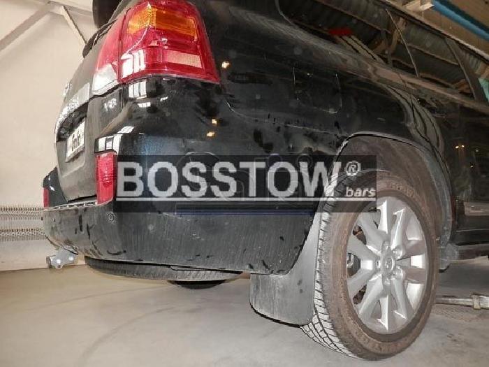 Anhängerkupplung Lexus-LX 570, Baureihe 2008- Ausf.:  horizontal