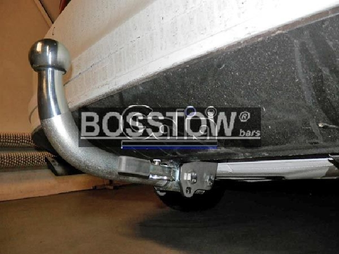 Anhängerkupplung VW-Jetta IV, Baureihe 2011-2014 Ausf.:  horizontal