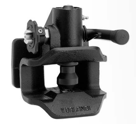 Maulkupplung Orlandi 83x 56, 30kN, f. Oese 40mm
