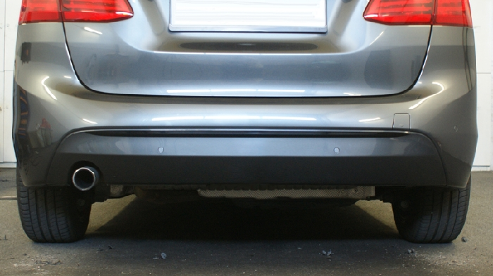 Anhängerkupplung BMW-2er F45 Active Tourer, spez. 225XE, nur für Heckträgerbetrieb, Baureihe 2015-