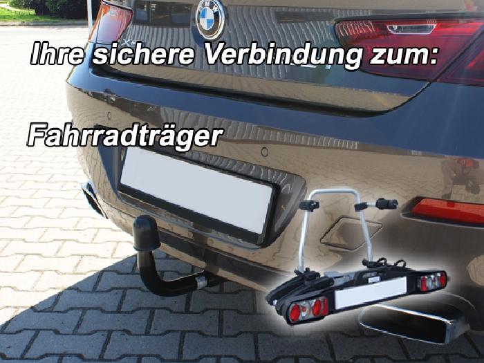 Anhängerkupplung für BMW-6er Coupe F13, Anhängelastfreigabe prüfen, ohne nur für Heckträgerbetrieb, Montage nur bei uns im Haus, Baureihe 2011-2015  vertikal
