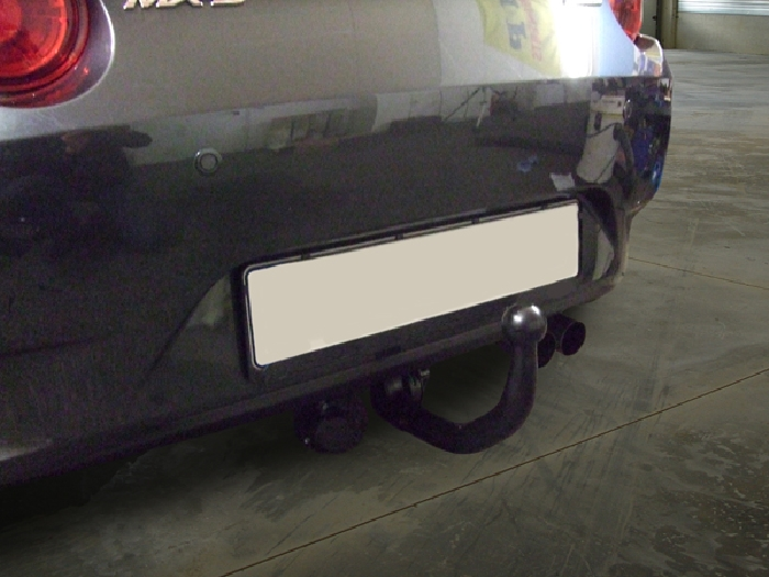 Anhängerkupplung Mazda-MX 5, ND nur für Heckträgerbetrieb, Baureihe 2015-