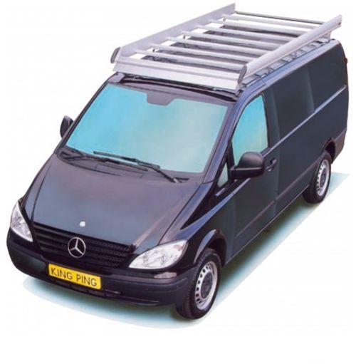 king ping dachtr ger gewerbe transporter f r mercedes. Black Bedroom Furniture Sets. Home Design Ideas