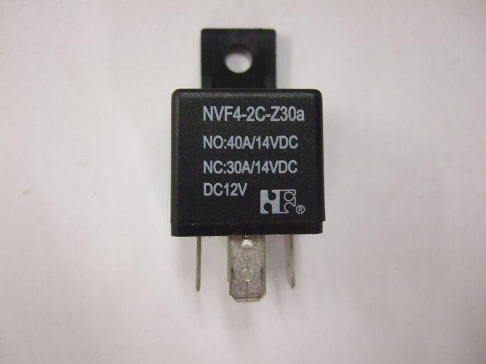 Arbeitsrelais / Wechselrelais NVF4-2C-Z30a 5pol
