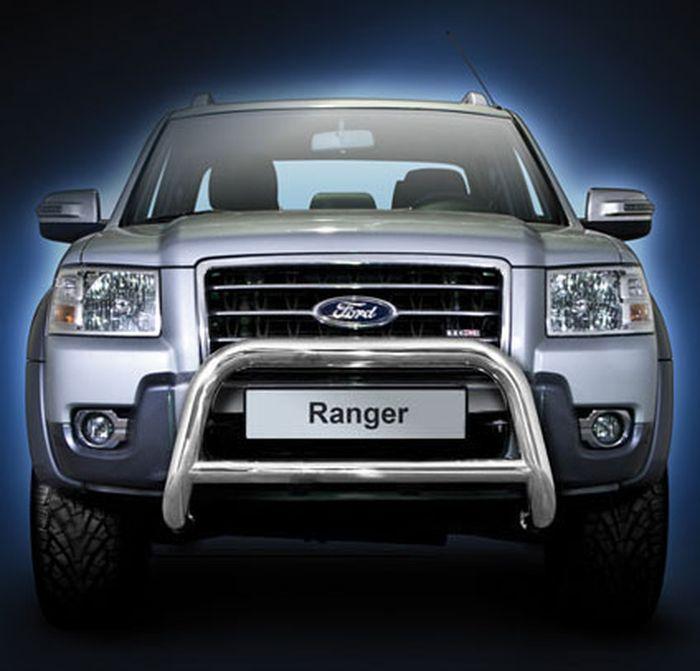 Frontschutzbügel Kuhfänger Bullfänger Ford Ranger 2007-2009, Steelbar Q 70mm