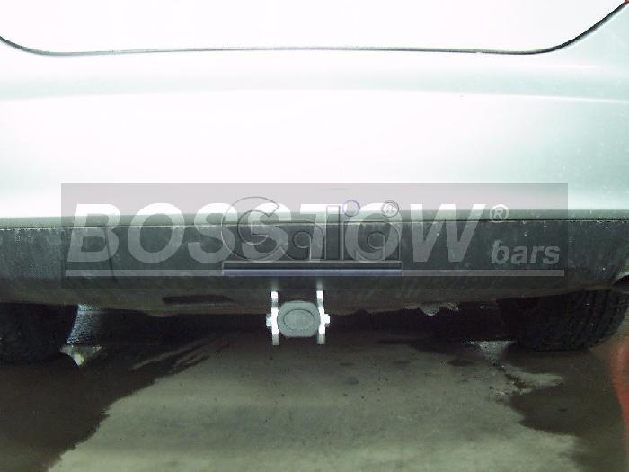 Anhängerkupplung Audi-A6 Avant 4F/C6, Baureihe 2009-2011 Ausf.:  horizontal
