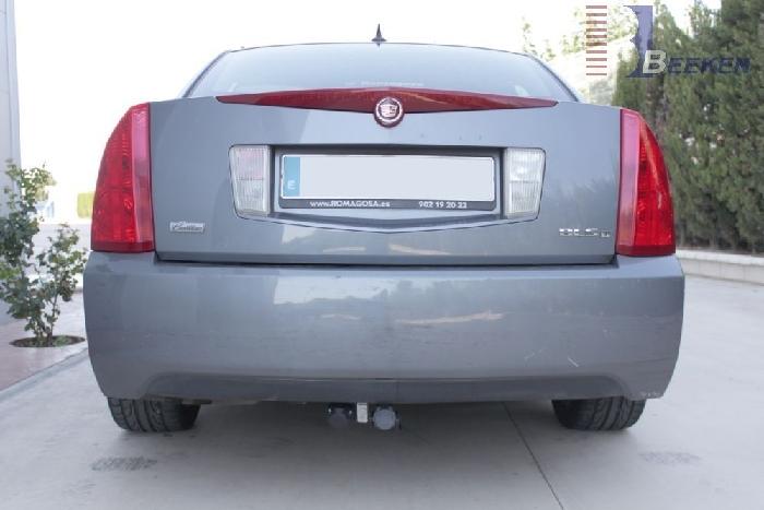 Anhängerkupplung für Cadillac-BLS Limousine, Baureihe 2006-2010  horizontal