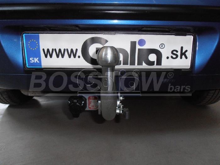 Anhängerkupplung für Fiat-Brava 5-türig, Baureihe 1995-2002  horizontal