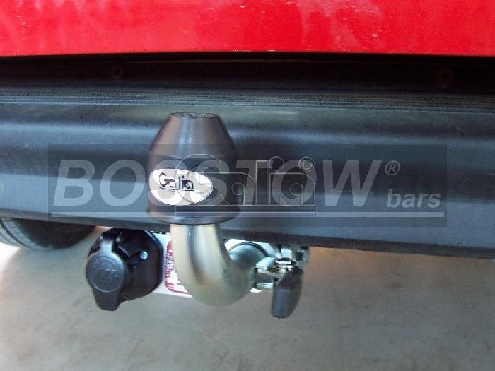 Anhängerkupplung Fiat-Doblo II Maxi (223), Baureihe 2005-2010