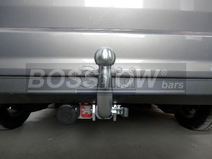 Anhängerkupplung für Ford-Focus Fließheck, nicht ST 225, RS, Baureihe 2004-2008  horizontal