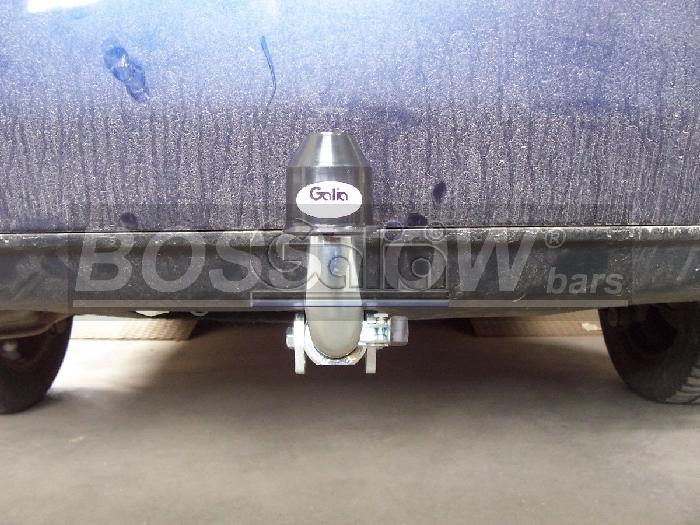 Anhängerkupplung für Ford-Mondeo Fließheck Lim nicht 4x4, nicht RS,ST, nicht Titanium, Baureihe 2000-2007  horizontal