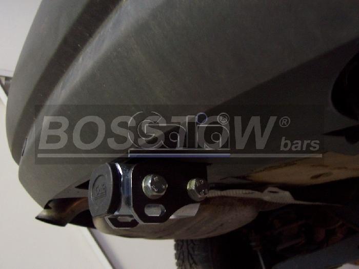 Anhängerkupplung für Ford-S-Max Fzg ohne Niveauregulierung, Baureihe 2008-2015  horizontal