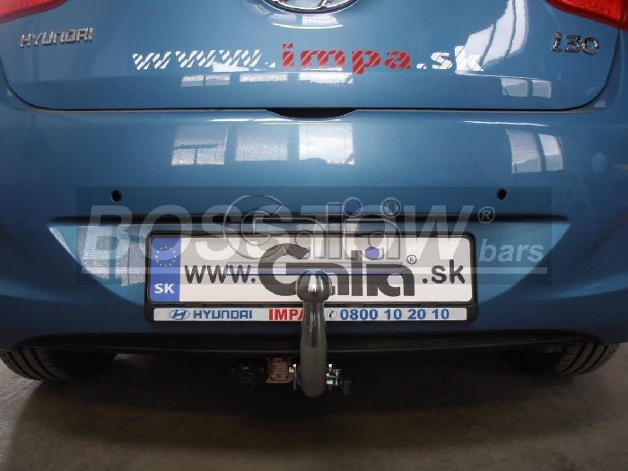 Anhängerkupplung Hyundai-I30 Fließheck, 3/ 5-Türig, Baureihe 2012-2016