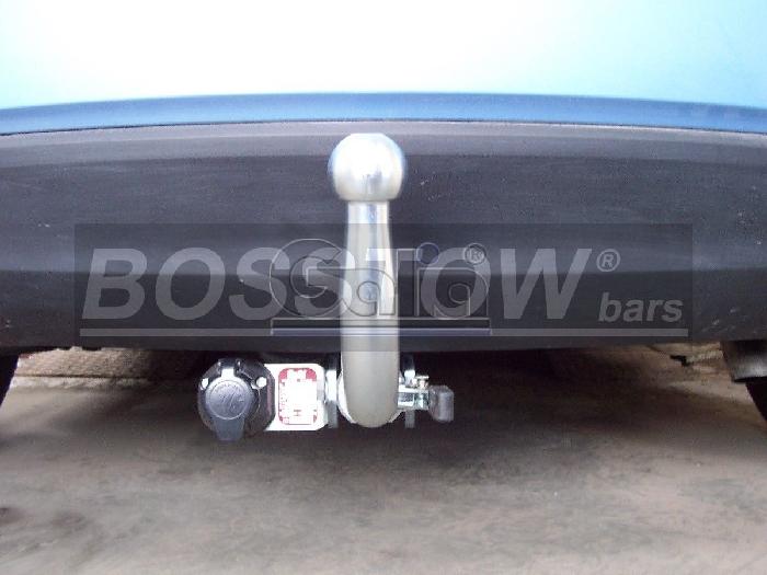 Anhängerkupplung Hyundai-IX20, Baureihe 2010-,  Ausf.:  horizontal