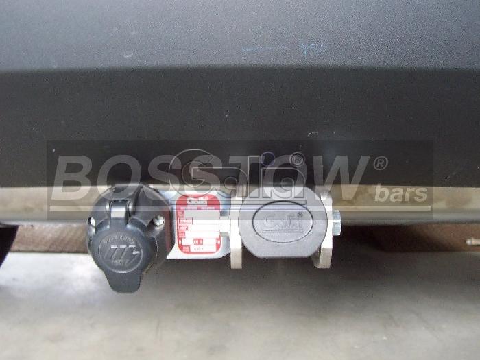 Anhängerkupplung für Hyundai-IX35 Geländewagen, Baureihe 2010-2015  horizontal