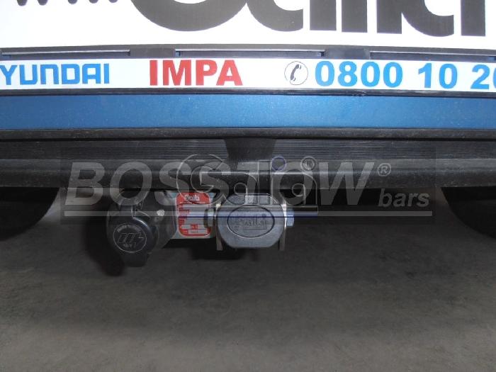 Anhängerkupplung Kia Cee`d pro ceed, Coupè, Baureihe 2013-2018  horizontal