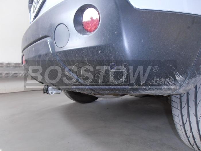 Anhängerkupplung Nissan-Qashqai spez. Adblue, Baureihe 2014-2017 Ausf.:  horizontal