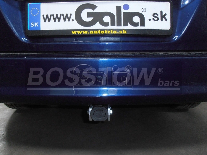 Anhängerkupplung Opel-Astra H, Kombi, Fzg. mit REC, Baureihe 2005- Ausf.:  horizontal