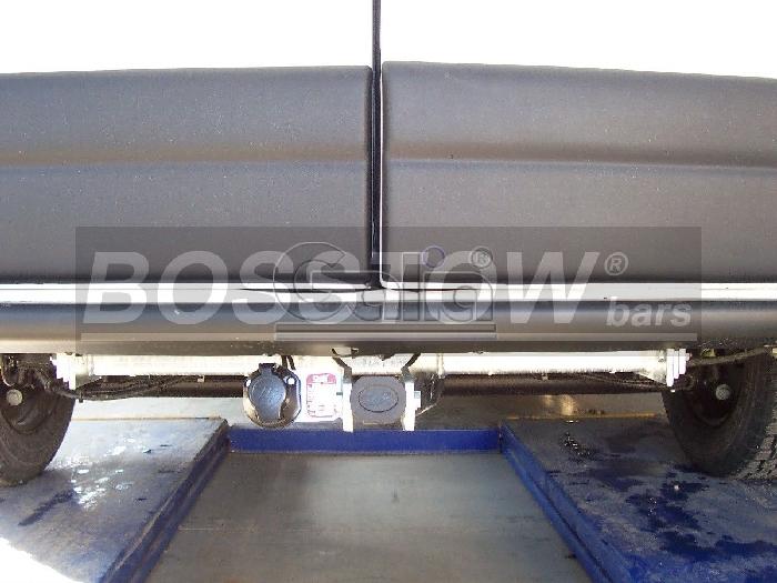 Anhängerkupplung für Opel-Movano Kasten, Bus, Kombi, Baureihe 1998-2003  horizontal