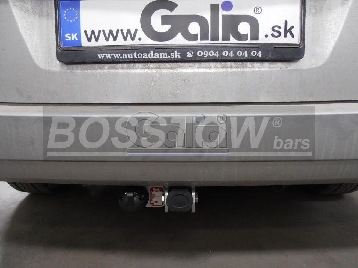 Anhängerkupplung Opel-Zafira B, Van, Fzg. mit REC, Baureihe 2005-2015 Ausf.:  horizontal