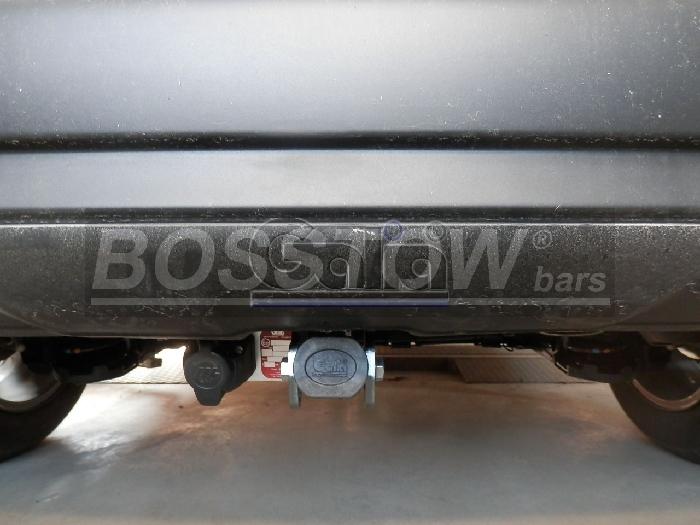 Anhängerkupplung Peugeot-2008 I, Baureihe 2013-2019 Ausf.:  horizontal