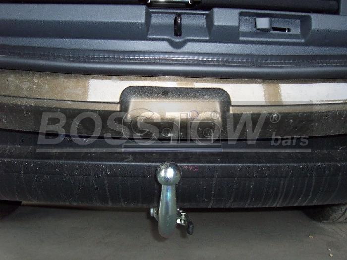 Anhängerkupplung für Peugeot-3008, Baureihe 2009-2010  horizontal