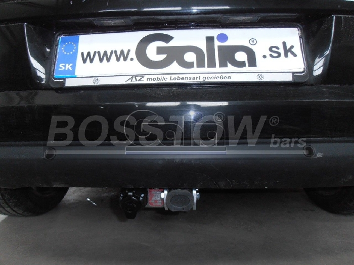 Anhängerkupplung Peugeot-308 Fließheck, nicht für Gti, 200 PS, Premium, nicht Fzg. mit Sportstoßfänger, Baureihe 2008-2013 Ausf.:  horizontal