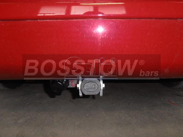 Anhängerkupplung Peugeot-308 SW- Kombi, Baureihe 2008-2014 Ausf.:  horizontal